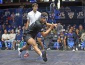 تأهل مصطفى عسل وروان العربي فى بطولة أمريكا المفتوحة للإسكواش
