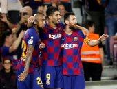 برشلونة يرحب بإقامة كلاسيكو ريال مدريد 18 ديسمبر فى بيان رسمى