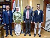كلية العلوم ببنى سويف تفوز بمشروع بحثى ثالث ضمن أفضل خمس مشاريع بمصر