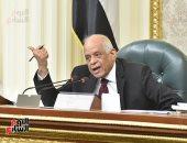 """فيديو.. على عبد العال: """"مفيش معتقلين أو معتقلات سياسيين فى مصر"""""""