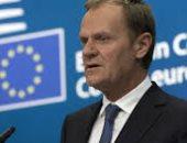 """توسك: أنشطة """"التنقيب غير المشروع"""" تقوض علاقات تركيا مع الاتحاد الأوروبى"""