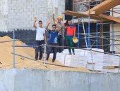 فيديو ..العاصمة الإدارية.. أرض العمل والعرق والبناء