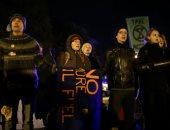 نشطاء مكافحة تغير المناخ يعلنون العصيان المدنى فى شوارع برلين