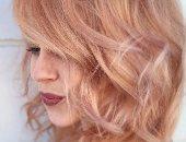 فى الخريف جربى لون الـ Strawberry Blonde الجديد لشعرك.. مهما كان لونه