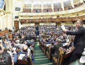 اعتراض نواب البرلمان على مغادرة رئيس الوزراء للمجلس.. وعبد العال: غادر للضرورة