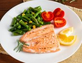 """تناول الأطفال للأسماك مرة واحدة فى الأسبوع يحميهم من الإصابة بـ""""الأكزيما والربو"""""""