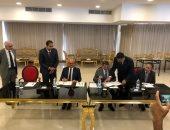 العاصمة الإدارية توقع أول اتفاقية مع شركة عالمية لإدارة منظومة المياه والصرف