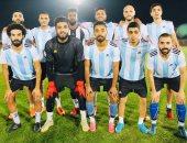 إيروسبورت يبدأ أولى المنافسات الرسمية فى كأس مصر
