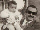 قارئة تشارك بصور والدها وعم أولادها شهيد حرب الاستنزاف: أحكى لتؤامى عن الأبطال