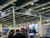 وزير الصناعة المصرى ونظيره الروسى يتفقدان معرض الأسبوع الصناعى الكبير