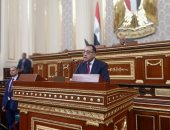 رئيس الحكومة فى البرلمان: وفقا للتعاريف الدولية مصر دخلت مرحلة الفقر المائى