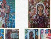 قطاع الفنون التشكيلية يفتتح معرض نجاة فاروق بقاعة الباب سليم الثلاثاء المقبل