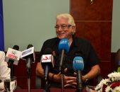 محمود قابيل فى ندوة الإسكندرية: لن أنسى فضل الحياة العسكرية عليا مهما عشت