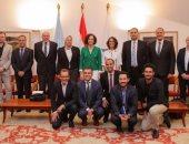 صور.. مكتبة الإسكندرية تفتتح مؤتمر البحر المتوسط للمواصلات الخضراء