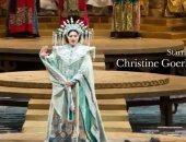 """السبت.. أوبرا متروبوليتان تقدم عرض """"توراندوت"""" بـ نيويورك"""