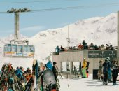 """بلومبرج: الملياردير المصرى سميح ساويرس حول """"إندرمات"""" إلى جنة تزلج سويسرية"""