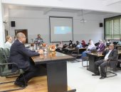 صور.. جامعة أسيوط تنظم ورشة عمل متخصصة عن أهمية بنك المعرفة المصرى