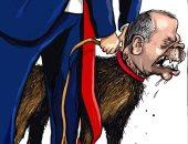 قمع أردوغان.. أمن تركيا يواصل اعتقال المعارضين للعدوان التركى على سوريا