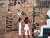 """""""ذا صن"""" تبرز العثور على خريطة """"الجحيم"""" فى تابوت عمره 4000 عام فى مصر"""