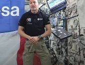 أول رائد فضاء إيطالى بالمحطة الدولية يطالب الأمم المتحدة بخفض الانبعاثات