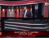 """فيديو.. وزير الإسكان لـ""""خالد أبو بكر"""": أنفقنا 160 مليار جنيه على مشروعات المياه.. ومحطات الصرف ستغطى 42.4% بالصعيد منتصف 2020.. ويناشد المواطنين بترشيد المياه: مصر تقع فى أكثر مناطق العالم جفافا"""