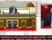وزير الإسكان: مصر تقع فى أكثر مناطق العالم جفاف وندرة للمياه