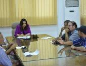 محافظة دمياط لملاك ورش مدينة الأثاث: تشغيل المعرض الدائم لتسويق منتجات الصناع