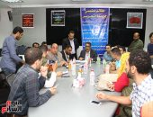 نقيب الصحفيين : سيكون هناك قرارات قوية عن اجتماع المجلس بمقر جريدة التحرير