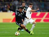 ألمانيا ضد الأرجنتين.. التعادل 2-2 يحسم القمة الودية