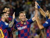 """برشلونة الأكثر تهديفاً على ملعبه فى """"بيج 5"""".. فيديو"""