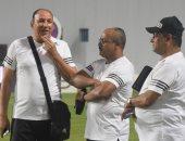 طاقم حكام فرنسى لإدارة مباراة المنتخب العسكرى مع عمان فى كأس العالم