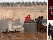 """""""أردوغان"""" يواصل تحديه للعالم: لا يمكن لأى قوة وقف الهجوم التركى فى سوريا"""