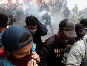 مظاهرات عنيفة فى الإكودور احتجاجا على إجراءات التقشف