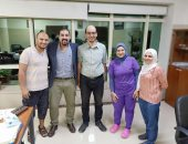 مدير مستشفى أرمنت يعلن البدء فى قوائم الإنتظار لجراحات المخ والأعصاب