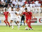 عمان تكتسح أفغانستان بثلاثية فى تصفيات مونديال 2022.. فيديو
