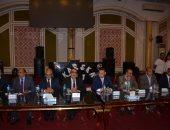 نائب محافظ الإسماعيلية يشهد حفل تكريم المهندس عبد الله الزغبى