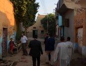 """وفد من رئاسة الوزراء يقود جولة ميدانية للقرى المختارة ضمن مبادرة """"حياة كريمة"""""""