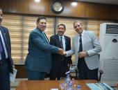 بروتوكول تعاون بين الهيئة القومية للاستشعار عن بعد ومحافظة الجيزة