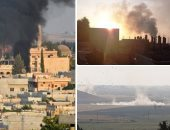 شجار جماعى بين أتراك وأكراد فى بلجيكا بسبب العدوان التركى على سوريا
