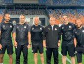 اتحاد الكرة يكرم جهاز المنتخب الأوليمبي في السوبر