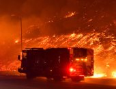 سلسلة من الحرائق الكبيرة تجتاح الأراضى اللبنانية