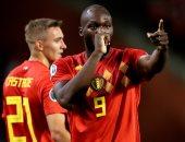 """إنجلترا ضد بلجيكا.. لوكاكو يتقدم للشياطين الحمر من ركلة جزاء 1-0 """"فيديو"""""""