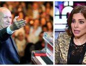 """ياسمين فراج : موسيقى عمر خيرت فى فيلم """"الممر"""" أحد عناصر نجاح الفيلم"""