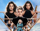 كريستين ستيوارت تتصدر البوستر الجديد لفيلمها القادم Charlie's Angels