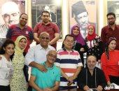 الفنان ياسر صادق يرفع مستوى أداء العاملين بالمركز القومى للمسرح بورش تدريبية
