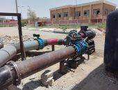 مياه القناة تنهى أعمال التجديد والإحلال بمحطات أبوعارف بالسويس