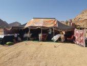 عرض التراث الثقافى للمحميات الطبيعية فى ملتقى الأديان بسانت كاترين