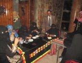 قصور الثقافة تطلق فعاليات ورش التراث البدوى بملتقى تسامح الأديان (صور)