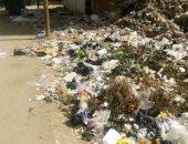 شكوى من انتشار القمامة بشارع الاعتماد فى إمبابة