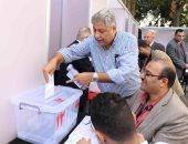 غلق باب التصويت بانتخابات التجديد النصفى للأطباء وبدء عمليات الفرز